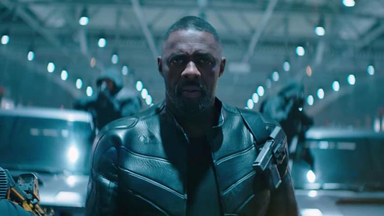 Idris Elba from Hobbs & Shaw