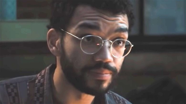 Justice Smith in The Voyeurs