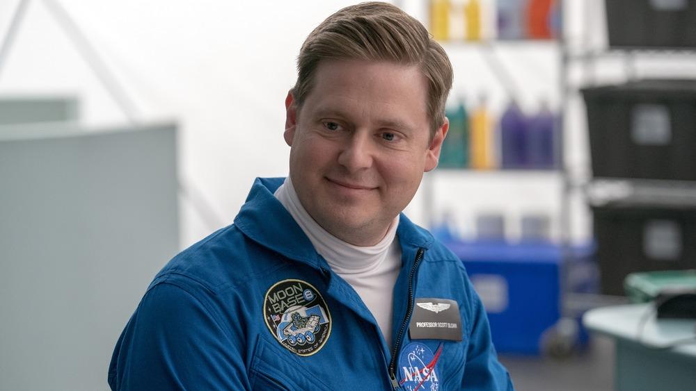 Tim Heidecker on Moonbase 8