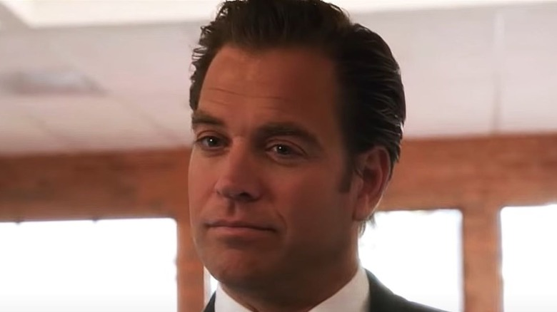 """Michael Weatherly as Special Agent Anthony """"Tony"""" DiNozzo on NCIS"""