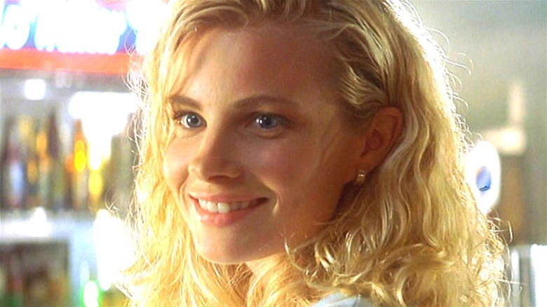Monica Potter Tricia Poe smiling