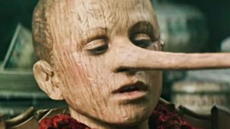 Pinocchio live-action film