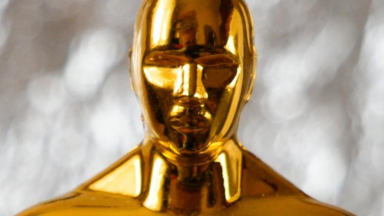 Oscar Award in a mask
