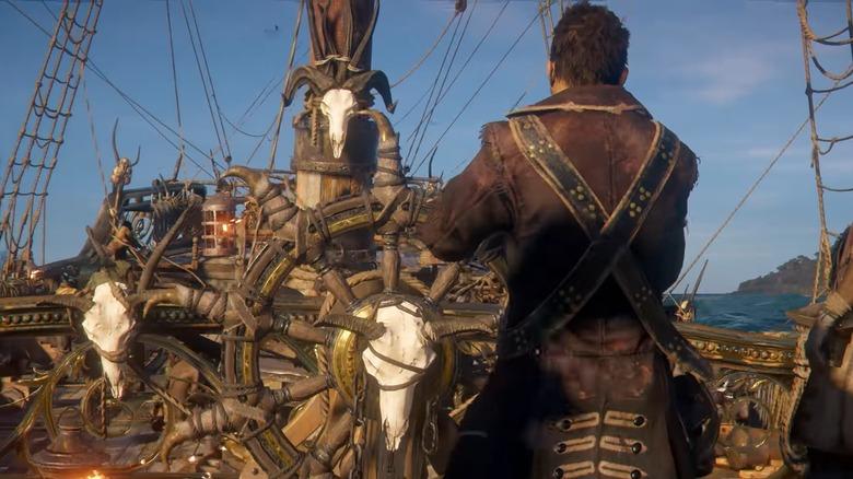 Skull & Bones Captain Skulls