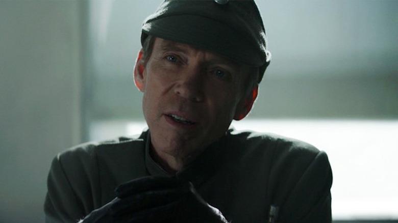 Richard Brake as Valin Hess on The Mandalorian