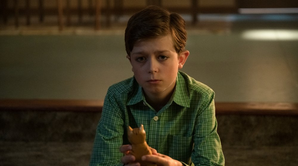 Justin Paul Kelly as Harlan Cooper on The Umbrella Academy