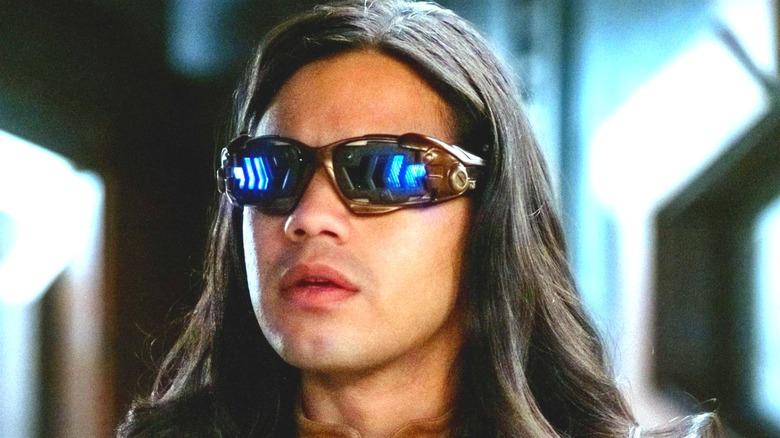 Carlos Valdes Cisco Vibe goggles