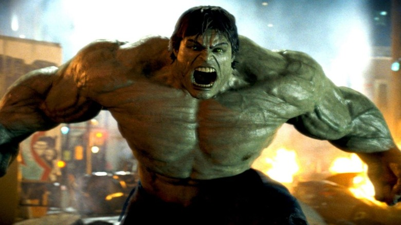 Hulking out in Harlem