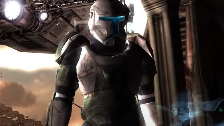 Star Wars: Republic Commando liftoff