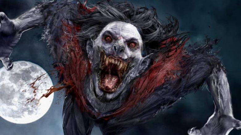 Morbius, the Living Vampire comic