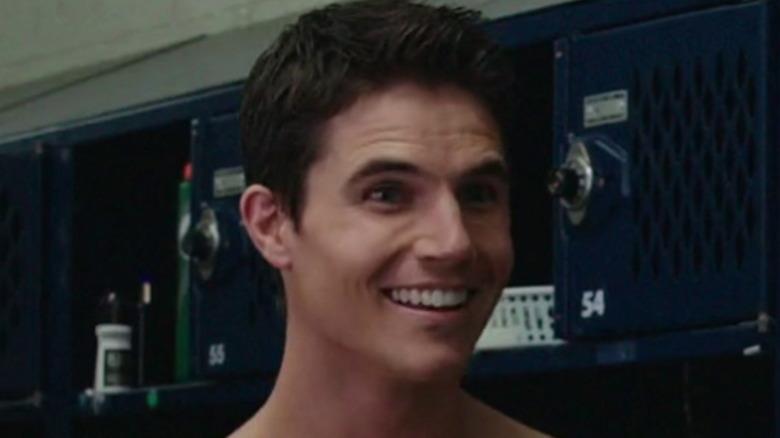 Wesley Rush smiling