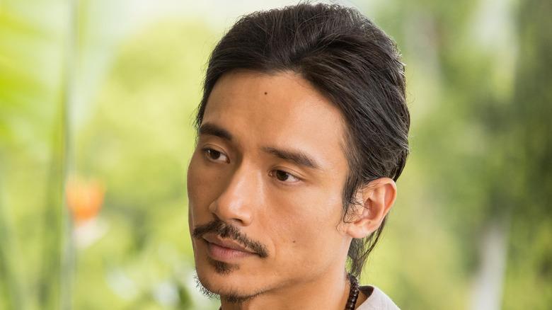 Manny Jacinto long hair