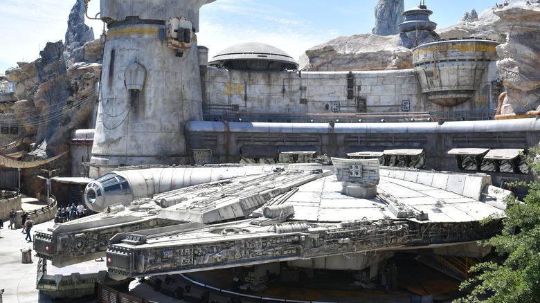 Disney World's Galaxy's Edge