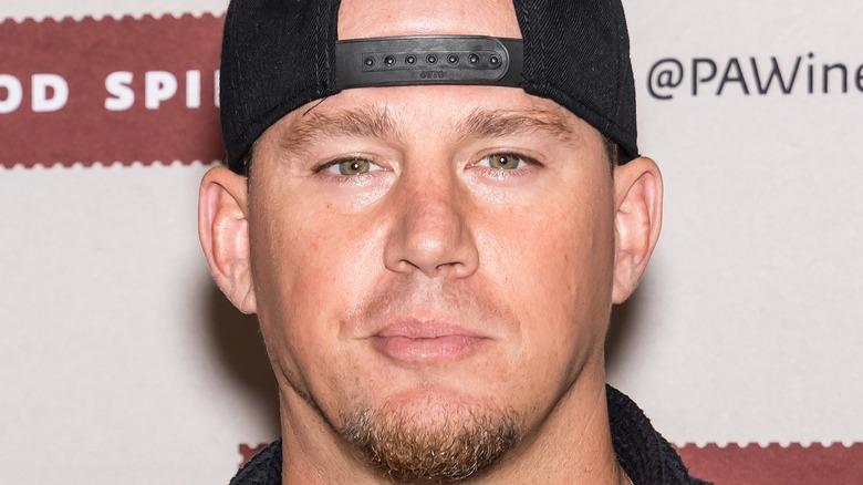 Channing Tatum baseball cap