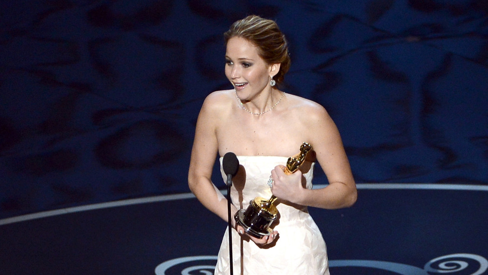 Oyedele Afolabis Blog: Sandra Bullock, Jennifer Lawrence