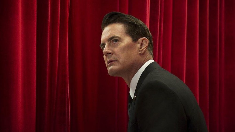Kyle McLaughlan as Agent Dale Cooper in Twin Peaks: The Return
