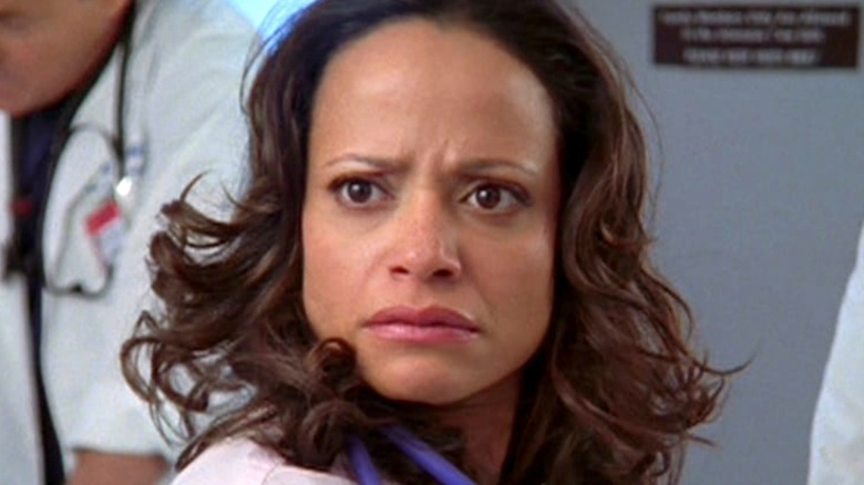Judy Reyes in Scrubs