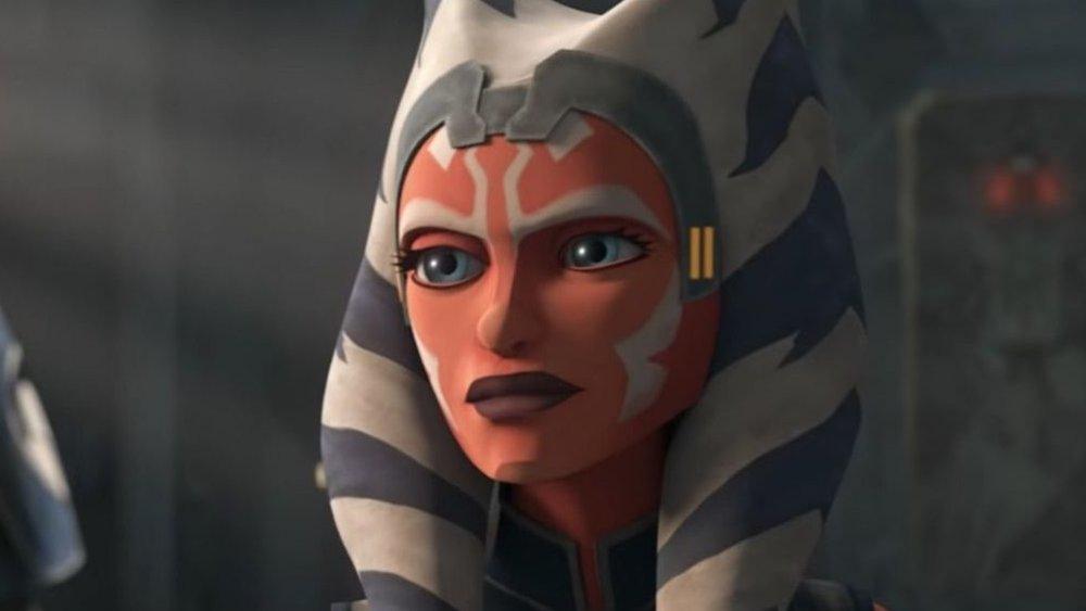Ahsoka Tano on Star Wars: Rebels