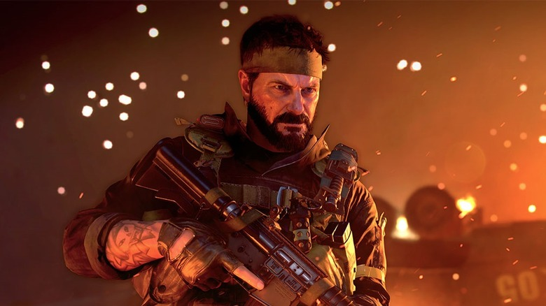 A promo image for Call of Duty: Black Ops Cold War