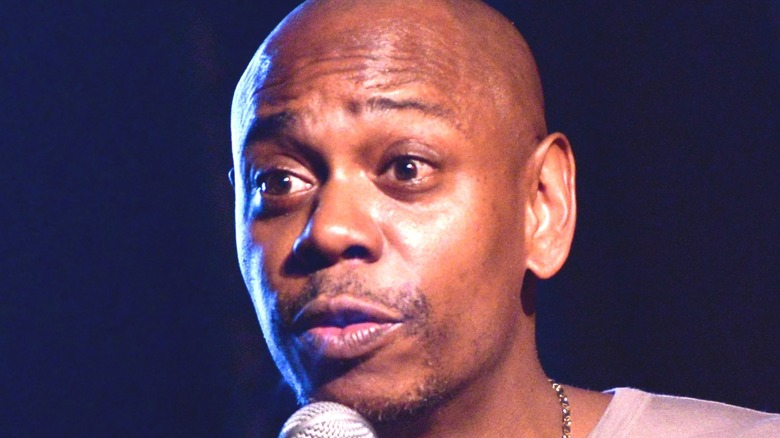 Dave Chappelle in The Closer