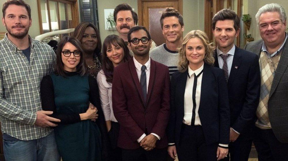 Parks and Recreation season eight cast