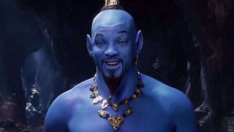 Will Smith Genie Aladdin