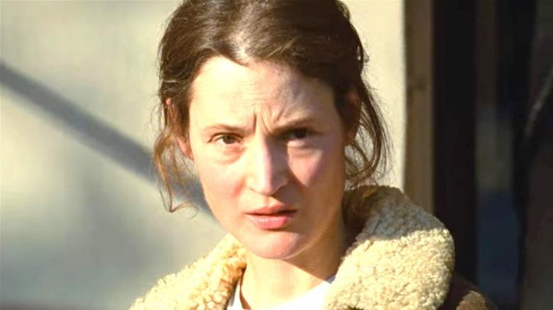 Vicki Krieps in 'Beckett' on Netflix