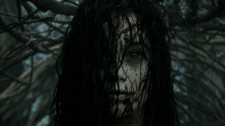Evil Dead Girl Stare