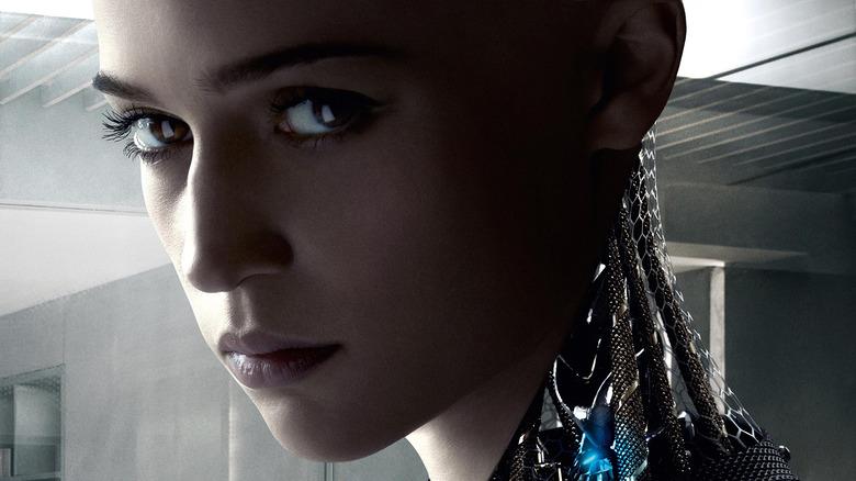 Ava the AI plotting