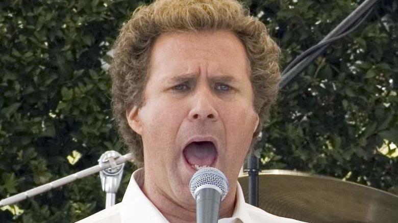 Brennan Huff Will Ferrell singing