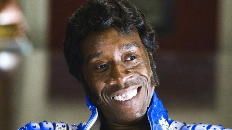 Don Cheadle grinning