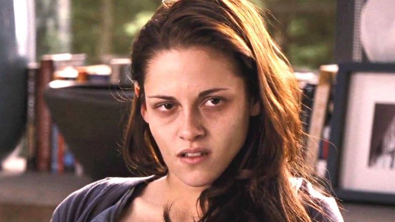 Bella sickly face