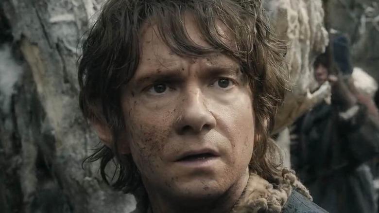 Bilbo looks ahead