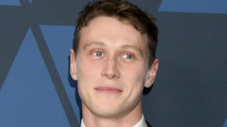 George MacKay at the 2019 Governors Awards