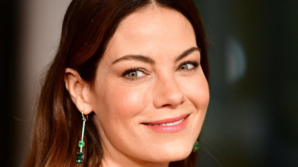 Michelle Monaghan smiling