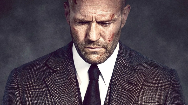 Jason Statham Wrath of Man poster