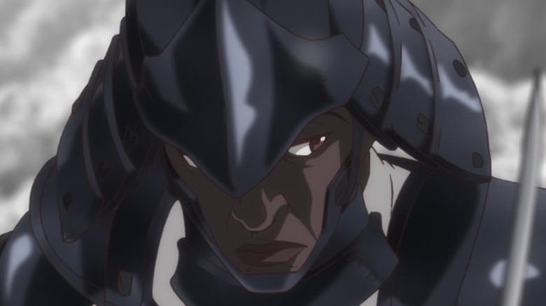 yasuke samurai armor