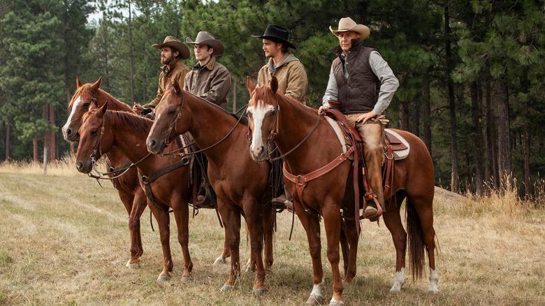Yellowstone Prequel Y: 1883 Just Hit A Major Production Milestone