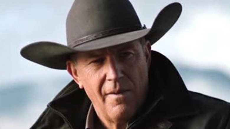 Kevin Costner as John Dutton on 'Yellowstone'