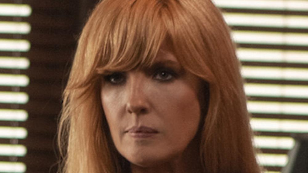 Kelly Reilly as Beth Dutton