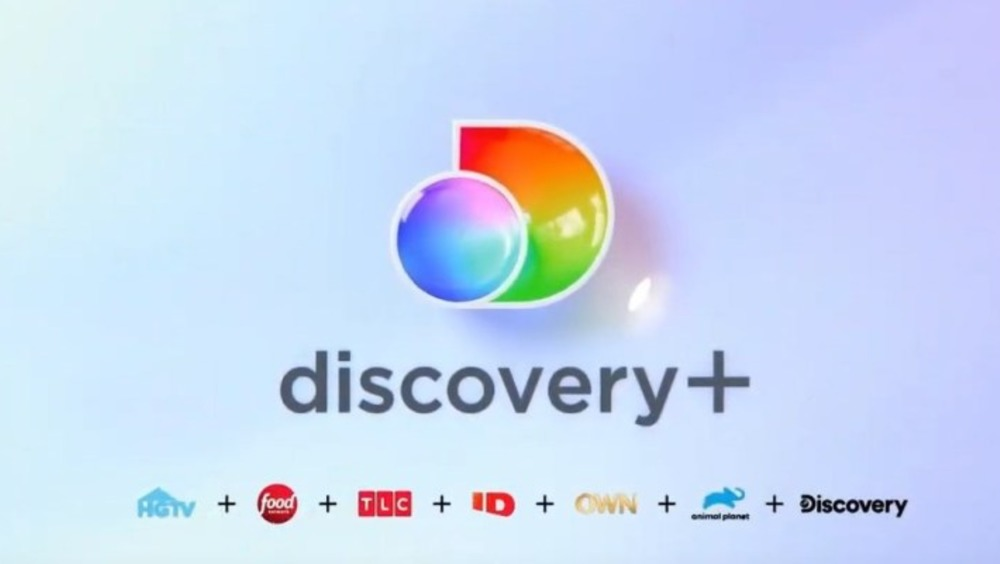 Discovery+ reveals new logo