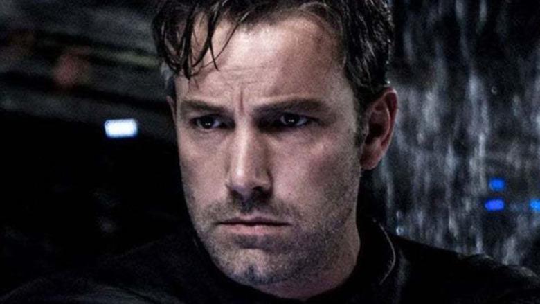 Bruce Wayne worried