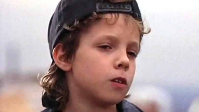 Sam Saletta as Butch in The Little Rascals