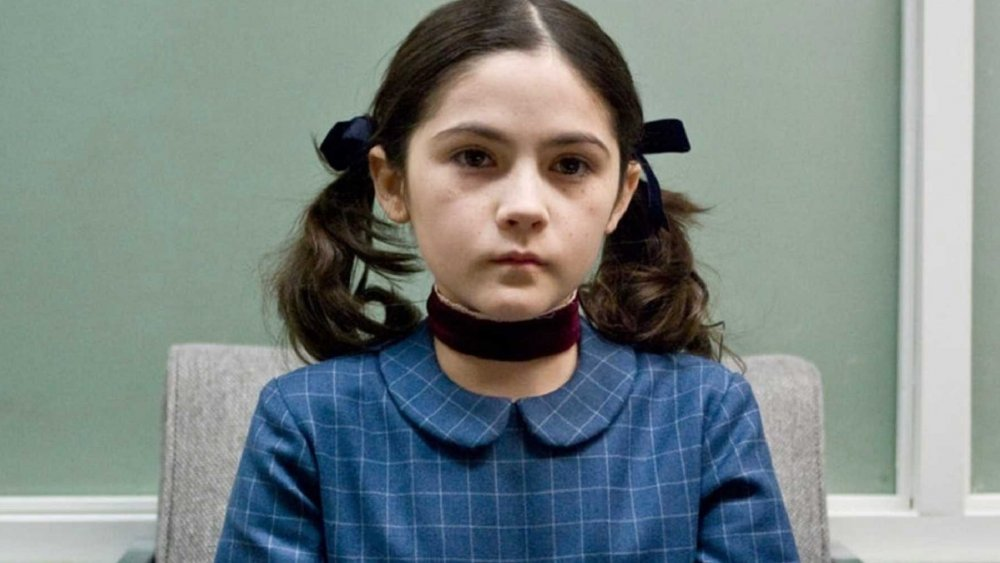 Isabelle Fuhrman as Esther in Orphan