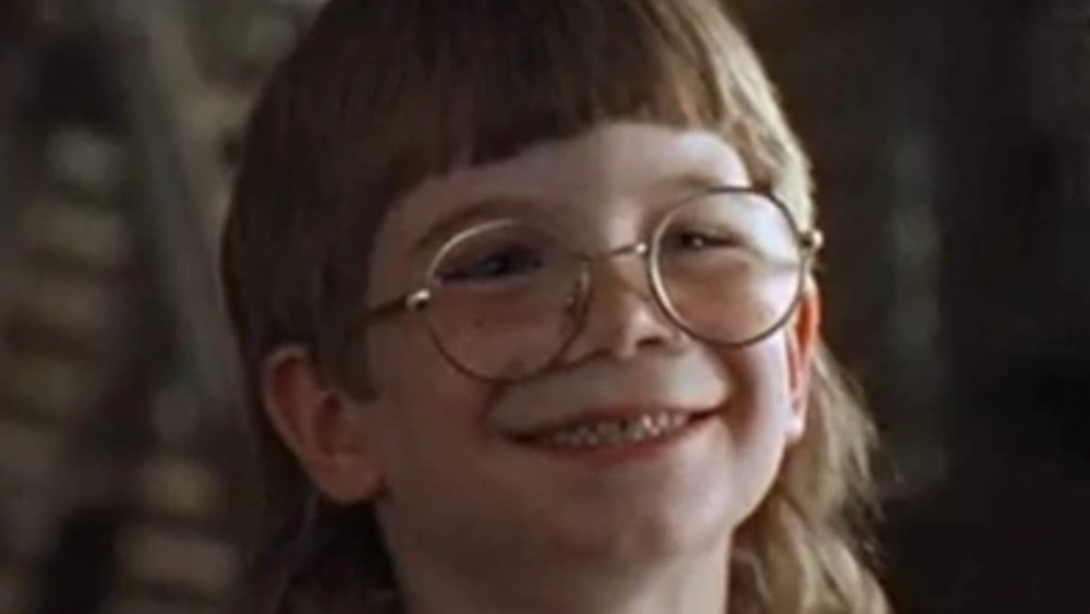 Froggy from The Little Rascals smiling