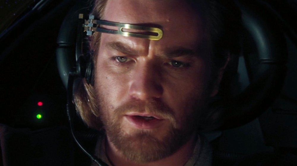 Ewan McGregor as Obi-Wan Kenobi in Attack of the Clones