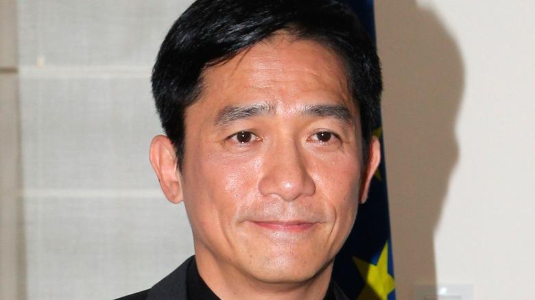 Tony Leung looks ahead