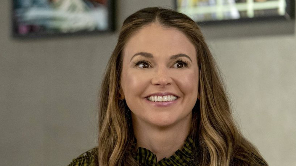 Sutton Foster Younger