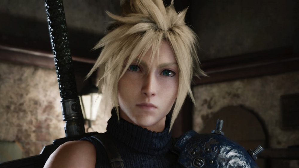 Final Fantasy 7 Remake Cloud