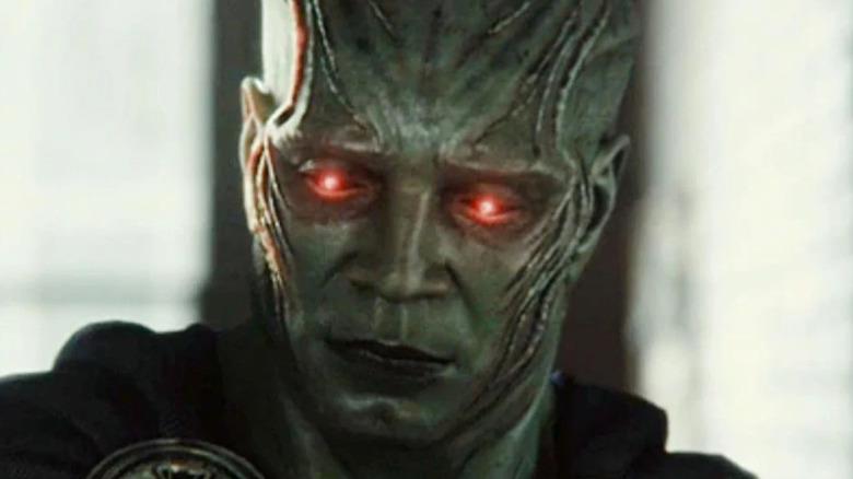 Zack Snyder's Justice League Martian Manhunter